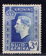 RSA+ Südafrika 1937 Mi 116 Mnh Krönung - Afrique Du Sud (...-1961)