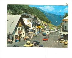 Passo MONTE CROCE CARNICO,confine Italia-Austria-NV-Auto-CAR-MERCEDES-WW-BMW-BENZINA AGIP-!!!!!!!! - Udine
