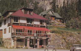 Gateway Lodge , RADIUM HOT SPRINGS , B.C. , Canada , 50-60s - Vancouver