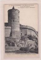 FOUGERES - 35 - SITES - EDIFICES - CHATEAUX - LE CHATEAU - TOUR MELUSINE (XIIe S.) - Fougeres