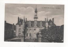 Carte Postale  SENONCHES LES ECOLES - Sonstige Gemeinden
