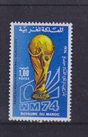 Marokko Michel Cat.No. Mnh/**  776 Soccer - Morocco (1956-...)
