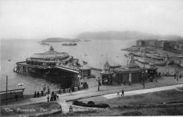 Postcard - Plymouth Promenade Pier, Devon. B - Plymouth