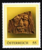 ÖSTERREICH 2008 ** Römischer Antefix, Stirnziegel - PM Personalized Stamp MNH - Archäologie