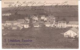BASTOGNE BENONCHAMPS FELDPOST Re 758 - Bastogne