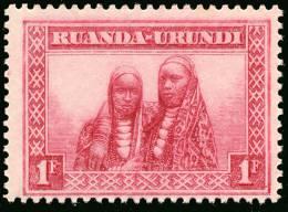 Ruanda 0099** 1F rouge carmin  MNH ----------> x4