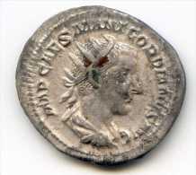 Antoninien De Gordien III Revers Iovi Conservatori - 5. L'Anarchie Militaire (235 à 284)
