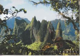 TAHITI - Le Centre De L'Ile - Le Diadème - Polynésie Française