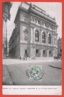 CPA Paris - Le Nouvel Opéra Et La Place Boieldieu - Francia