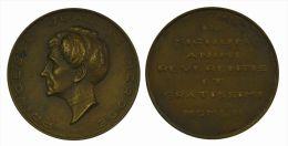 M05027 PRINCESSE JEAN DE MERODE - IN SIGNUM ANIMI REVERENTIS ET GRATISSIMI - 1952 - Son Profil  (122.3g) - Adel