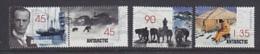 AAT 1999 Mawson´s Hut Restoration 4v ** Mnh (23475A) - Australian Antarctic Territory (AAT)