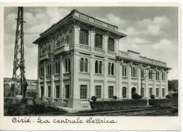 Piemonte-torino-cirie' Veduta Centrale Elettrica - Italia