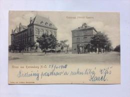 ****    KORNEUBURG  1905 - Korneuburg