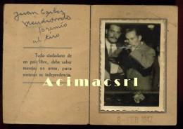 Tir à La Carabine Au Stand Foire Prix Pour Le Tir De Précision Surrealisme-Rifle Shooting FÊTE FORAINE Photobooth 1947 - Photos