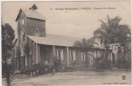 Congo Français. Linzolo. Chapelle De La Mission. - Congo Français - Autres
