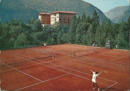 GARESSIO  CUNEO  Campi Da Tennis Fonti S. Bernardo - Tennis