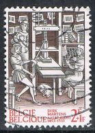 BELGIQUE : N° 1669 Oblitéré - PRIX FIXE - - Belgium