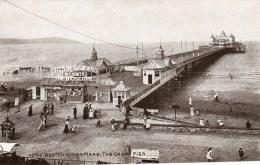 Postcard - Weston-Super-Mare Grand Pier, Somerset. 45769 - Weston-Super-Mare