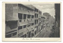 ///   CPA - Afrique - Egypte - PORT SAID - Rue Du Commerce   // - Port Said