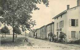 0715 321: Dagneux  -  Place  -  Grande Rue - Zonder Classificatie