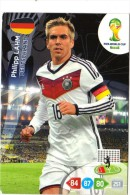 Panini Adrenalyn - FIFA World Cup Brésil - Philipp LAHM (Deutschland) - Trading-Karten
