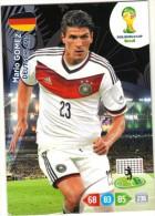 Panini Adrenalyn - FIFA World Cup Brésil - Mario GOMEZ (Deutschland) - Trading-Karten