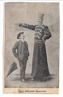Roland Géant, Autrichien En Visite à Châtelet En Décembre 1905. - Artistes