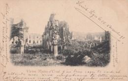 VIRTON - Ruines D'ORVAL - 1898 - Florenville
