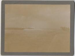 Foto/Photo Ancienne. Blankenberge, Estacade Au Pier ? - Lieux