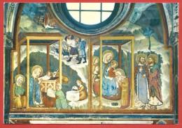 CARTOLINA NV ITALIA - SUBIACO (ROMA) - Sacro Speco - Cappella Della Madonna - Natività Di Gesù - 10 X 15 - Autres