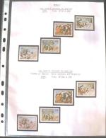 MONACO Fleurs, Fleur Lot De Differentes Valeurs. Voir Les Numeros Yvert Dans La Description. 19 Photos - Collections, Lots & Séries