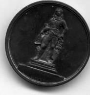 MEDAILLE 1851 GENERAL MARCEAU CHARTRES GUERRE VENDEE VICTOIRE DU MANS DE SAVENAY REVOLUTION EMPIRE LUISANT ALTENKIRCHEN - Sin Clasificación