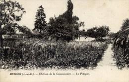 41  MUIDES Chateau De La Cressonnière Le Potager - France
