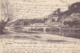 Esneux - Vue Du Pont Roche Trouée (précurseur, Edit Bichereux) - Esneux