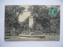 62 -  BOULOGNE-SUR-MER-  Le Jardin De La Sous-préfecture - Statue D'HENRI II - Boulogne Sur Mer