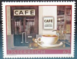 Cafe Hawelka Wien, Kaffee, Kaffeehaus, Österreich 2011 ** - Alimentation