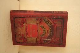 Jules Verne - L'île Mystérieuse - Illustr. J. Férat, Gravées Par Ch. Barbant - Libr. Hachette, Collection Hetzel, 1929 - Fantastique