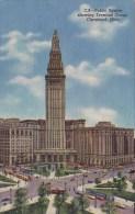 Public Square Showing Terminal Group Cleveland Ohio