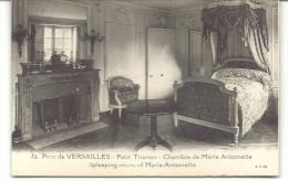 YVELINES-Parc De Versailles Trianon Chambre De Marie Antoinette-MB - Versailles