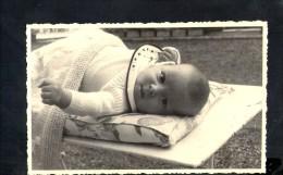 N1160 vera fotografia FERRANIA, timbro FOTO GRASSI SIENA - BAMBINO ENFANT KINDER BAMBINI