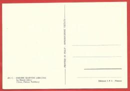 CARTOLINA NV ITALIA - SIMONE MARTINI - La Maest� - SIENA Palazzo Pubblico - 10 x 15