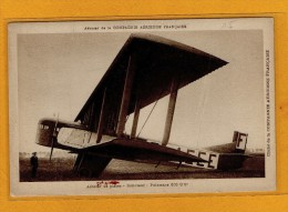 Aviation Avion Aerocar  19 Places Bimoteur Puissance 60 C V  ( Compagnie Aerienne Francaise ) - 1919-1938: Fra Le Due Guerre