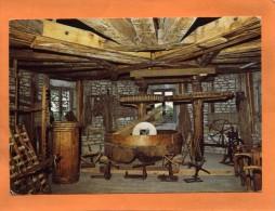 70 CHAMPLITTE MUSEE DEPARTEMENTAL ALBERT DEMARD LA RIBE A CHAMVRE  CHANVRE CHARPENTE XVIII E - France