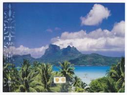 Polynésie Française / Bora Bora - CT4 - Polynésie Française