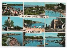 06 - Le Cap D'Antibes - La Garoupe - Multivues - Cap D'Antibes - La Garoupe