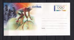 Olympische Spelen 2000 , Australie  - Briefomslag - Zomer 2000: Sydney