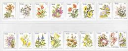 Venda - 1979 - First Definitive Flowers - Complete Original Set - Venda