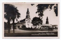PAU--1940--Palais D'Hiver--Casino Municipal Reconstruit ,cpsm 14 X 9  N°150 éd LL  Repris Par CAP - Pau