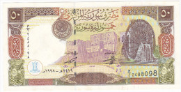 Syrie / 50 Pounds - 1998 - Syrie