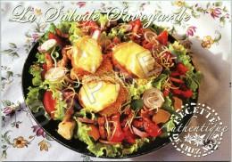 Recette De La Salade Savoyarde - Cliché C. Mézou - Recipes (cooking)